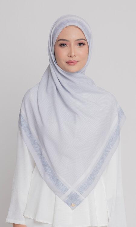 Inaya Shawl Blue