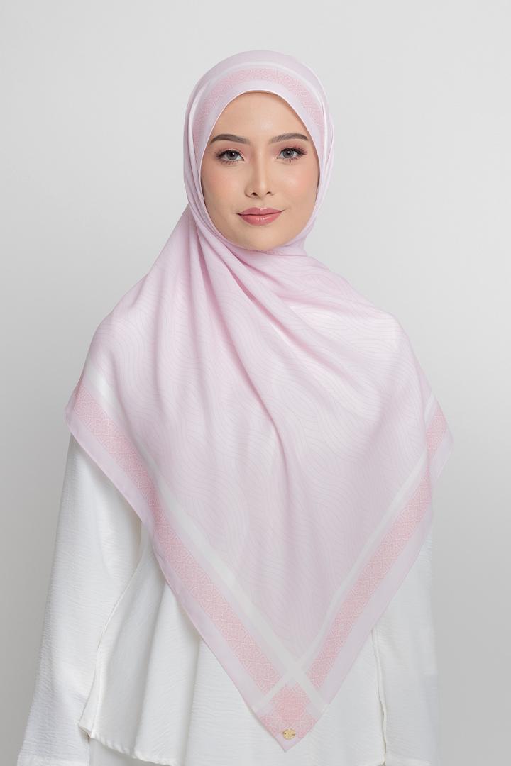 Inaya Shawl Pink